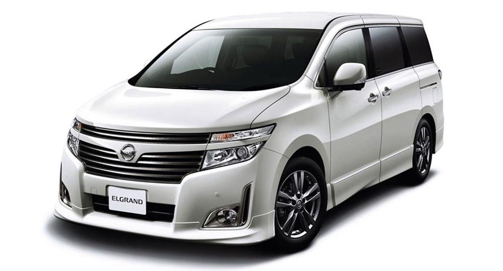 Nissan Elgrand Van