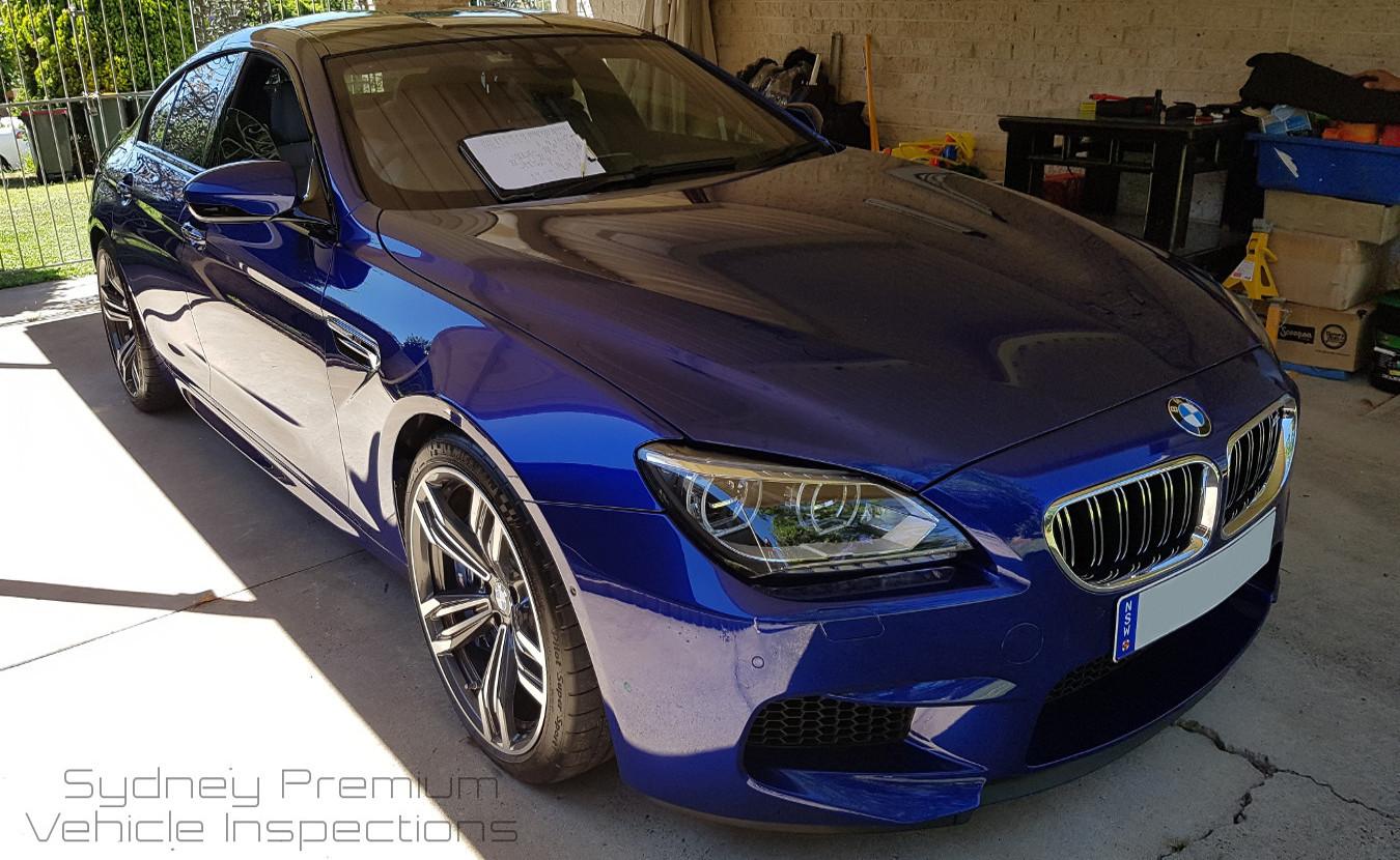 BMW Car Check