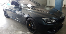 BMW M6 Car Inspection