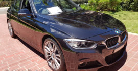 BMW 328i Mobile Vehicle Inspection