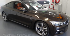 BMW 435i Car Inspection Sydney