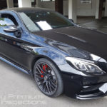Mercedes C63s Mobile Car Inspection