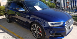 Audi S3 Mobile Vehicle Inspection Sydney