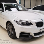 BMW 235i Mobile Car Check