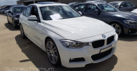 BMW 335i Pre Purchase Vehicle Inspection