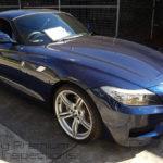 BMW Z4 Mobile Vehicle Inspection Sydney