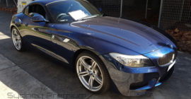BMW Z4 Mobile Vehicle Inspection Sydney
