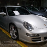 Porsche Carrera Vehicle Inspection